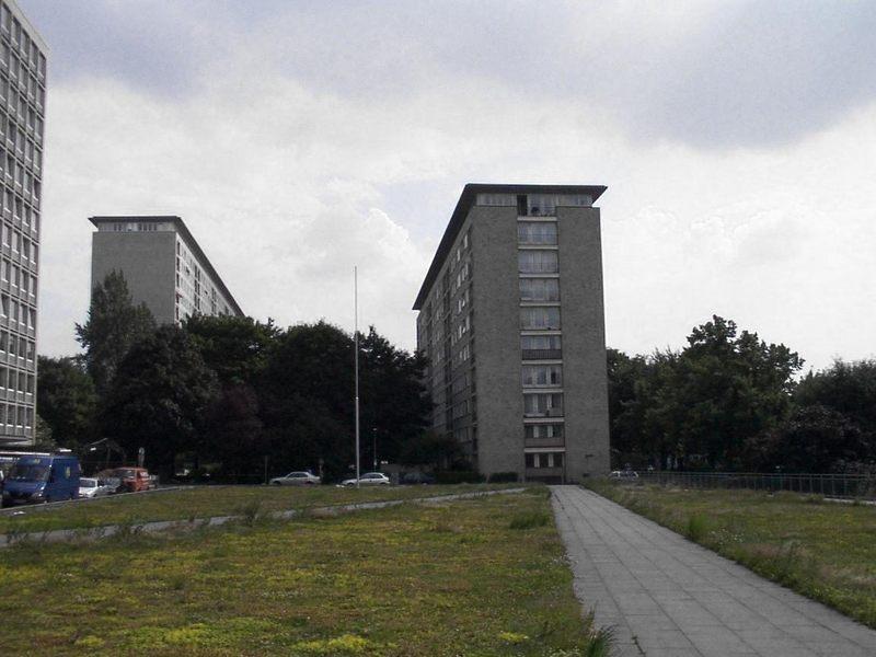 Grindel-Hochhäuser