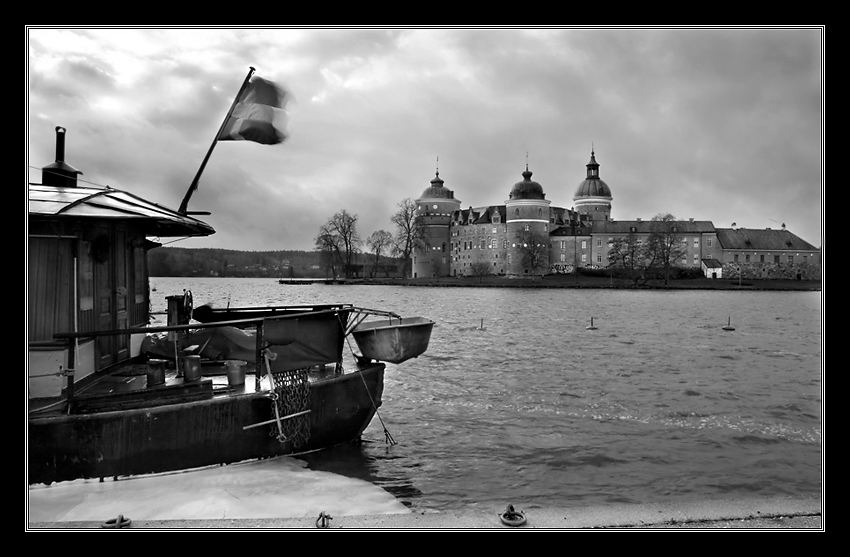 Gripsholm in January