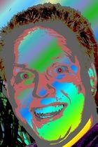 Grischa Pop Art Portrait