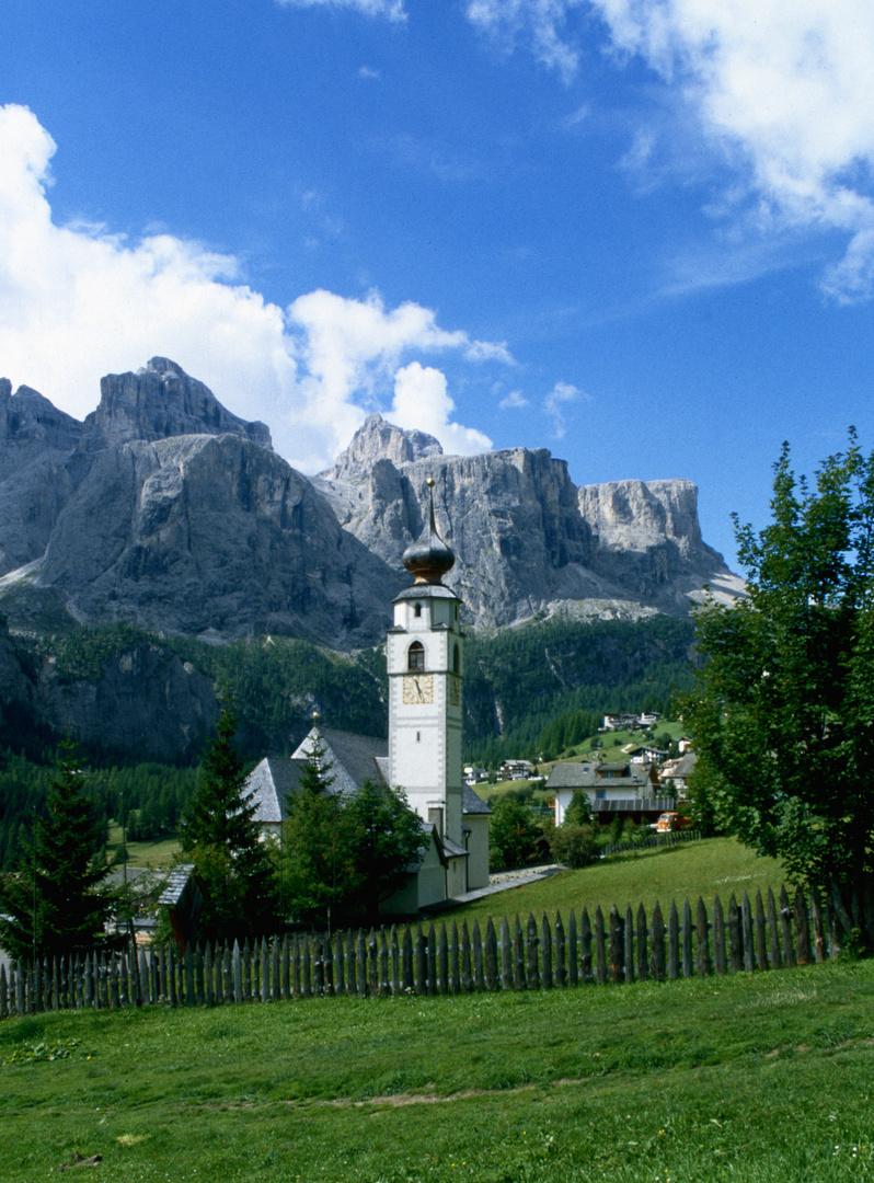 Gröden in Südtirol