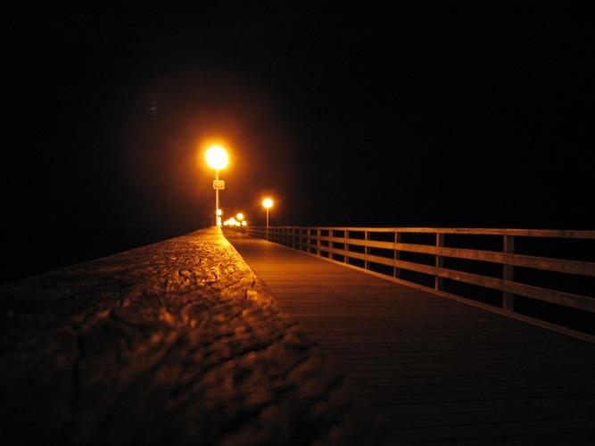 Grömitzer Strandbrücke