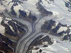 Grönland aus 12000m betrachtet
