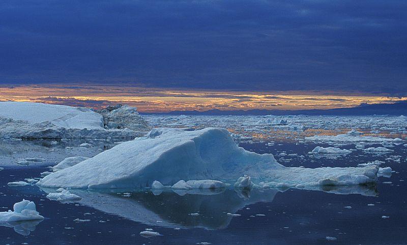 Grönland, Eismeer