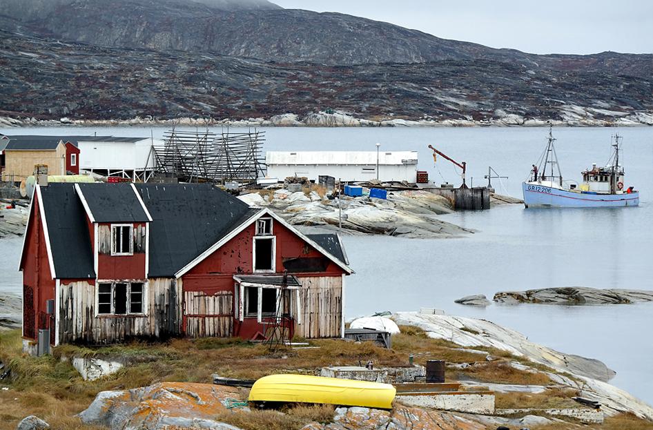 Grönland Feeling…..