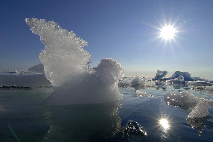 Grönland - Grüsse aus dem Eis