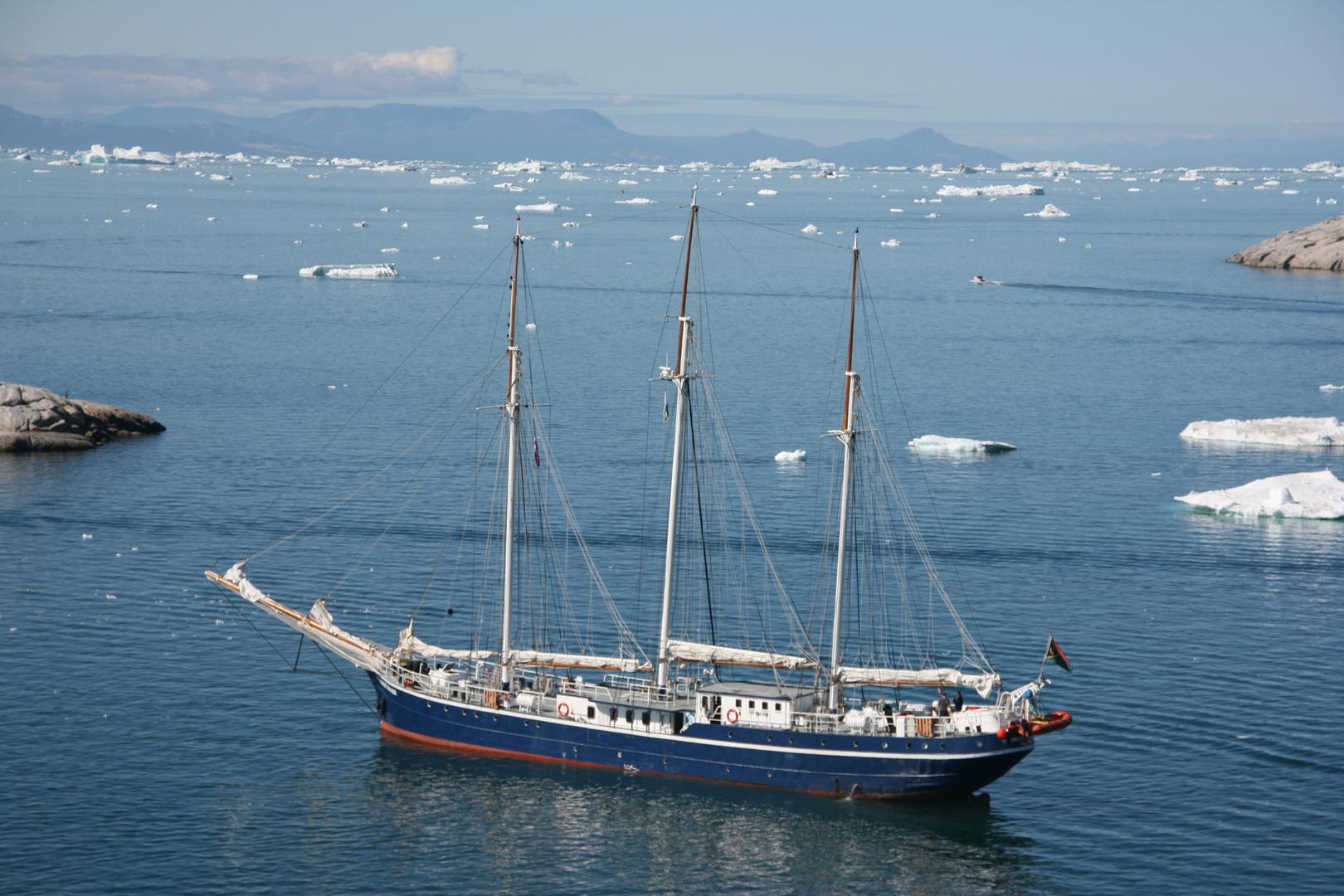 Grönland - Ilulissat