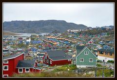 Grönland Qaqortoq September 2013
