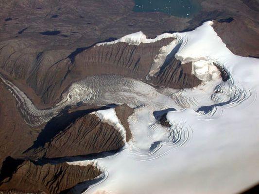 Grönlands Eis & Schnee