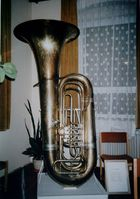 Größte Tuba (F) der Welt