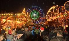 Größter Weihnachtsmarkt im Norden