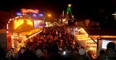 Größter Weihnachtsmarkt im Norden ( Rostock)
