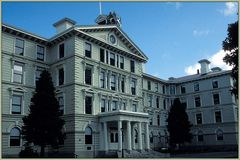 Größtes Holzhaus der Welt: Wellington Provincial Government