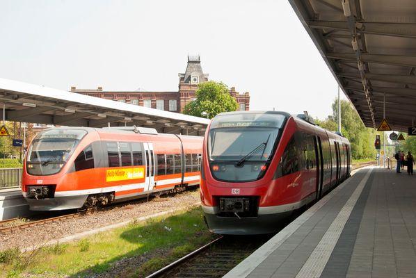 Gronau - Railway Station 1