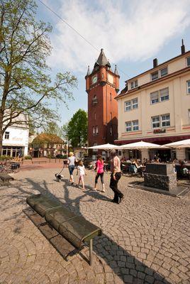 Gronau - Theodor Heuss Platz - Former Town Hall 1