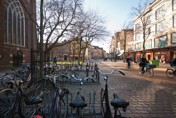Groningen (city) - A-Kerkhof 2