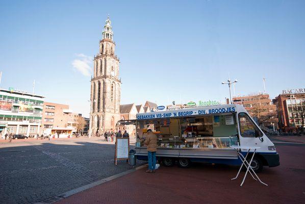 Groningen (city) - Grote Markt - Martinitoren 2