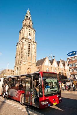 Groningen (city) - Grote Markt - Martinitoren 3