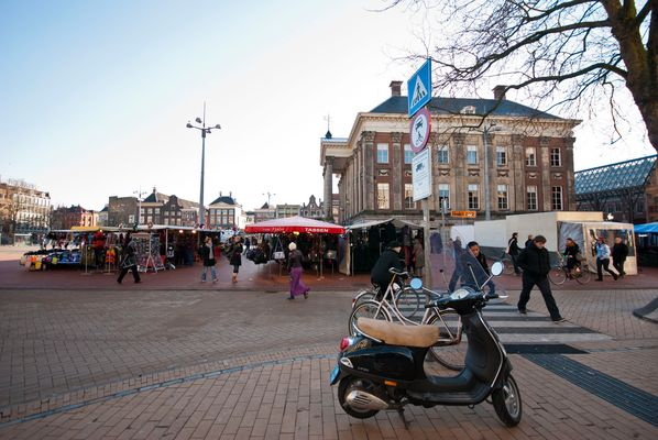 Groningen (city) - Grote Markt - Town Hall 1