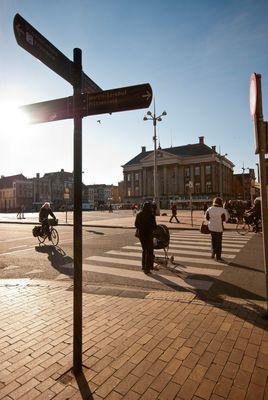 Groningen (city) - Grote Markt - Town Hall 2