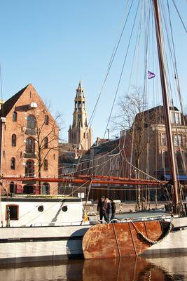 Groningen (city) - Hoge der A - A-Church 2