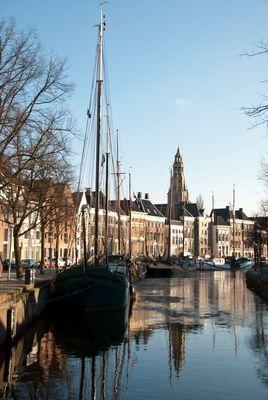 Groningen (city) - Hoge der A - A-Church