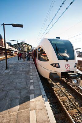 Groningen (city) - Railway Station 2