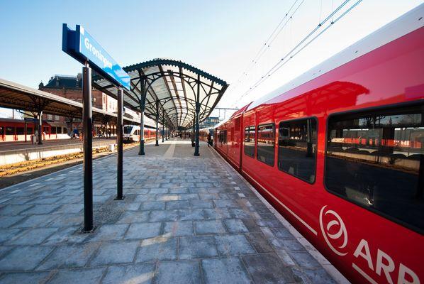 Groningen (city) - Railway Station 3