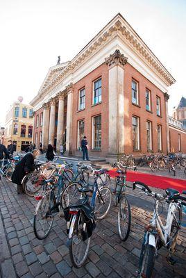 Groningen (city) - Vismarkt - Korenbeurs