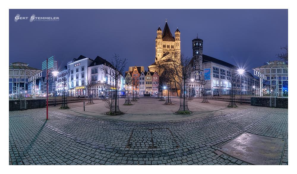 Groß St. Martin in Köln