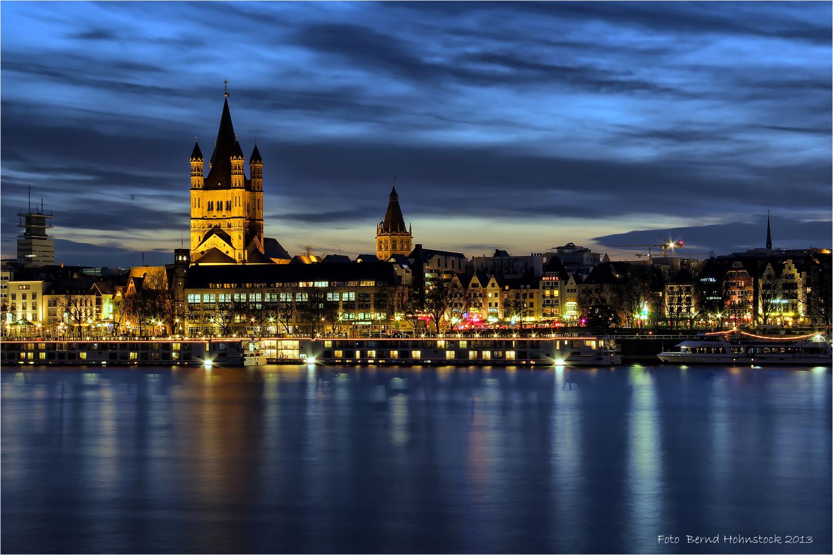 Groß St. Martin ... zu Köln