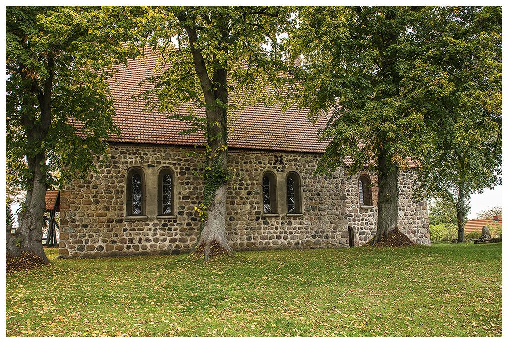 Gross Wokern Kirche