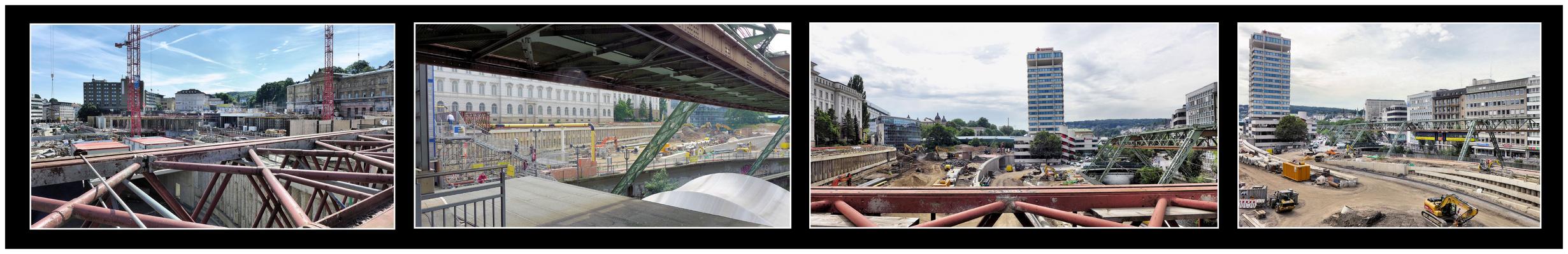 Grossbaustelle Wuppertal