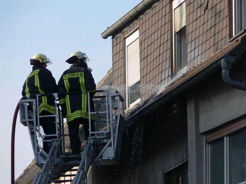 Großbrand 67112 Mutterstadt 6 Mai 2007
