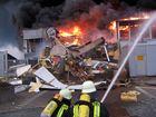 Großbrand in Erndtebrück-Schameder