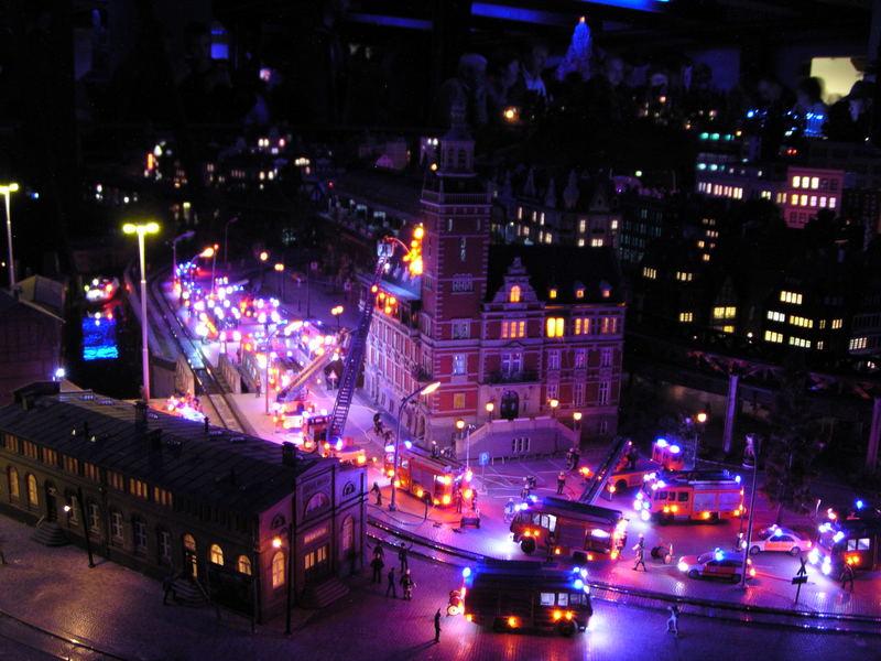 Großbrand in Hamburg