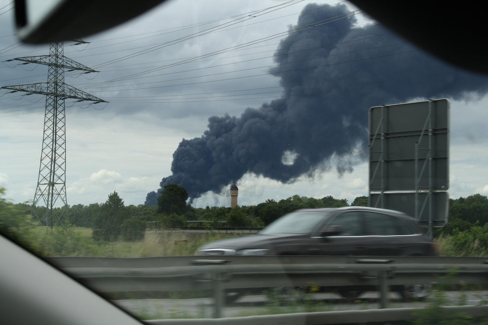 Großbrand in Ludwigshafen Nr.6