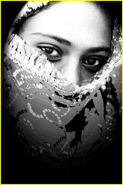 Grosse Augen