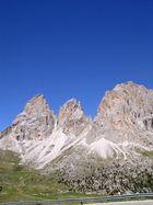 Große Dolomiten-Rundfahrt