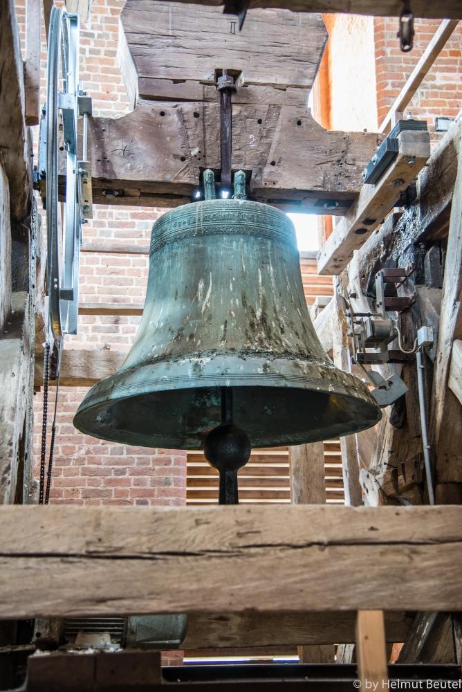 Große Glocke der Marienkirche Wismar