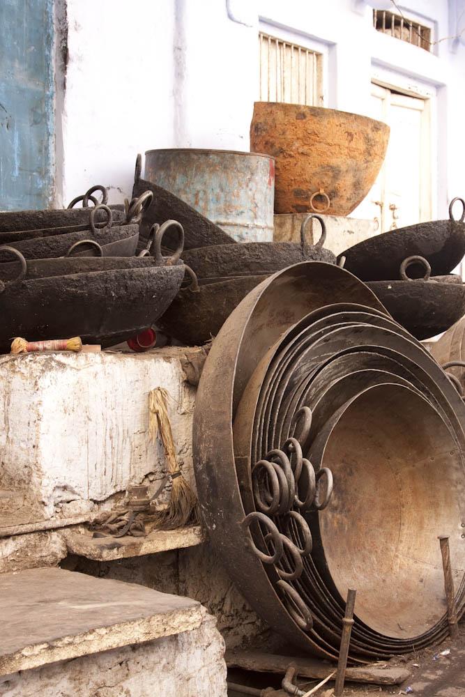 Grosse Küche in Udaipur