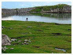 Große Landschaften mit kleinen Leuten #1: Zwei