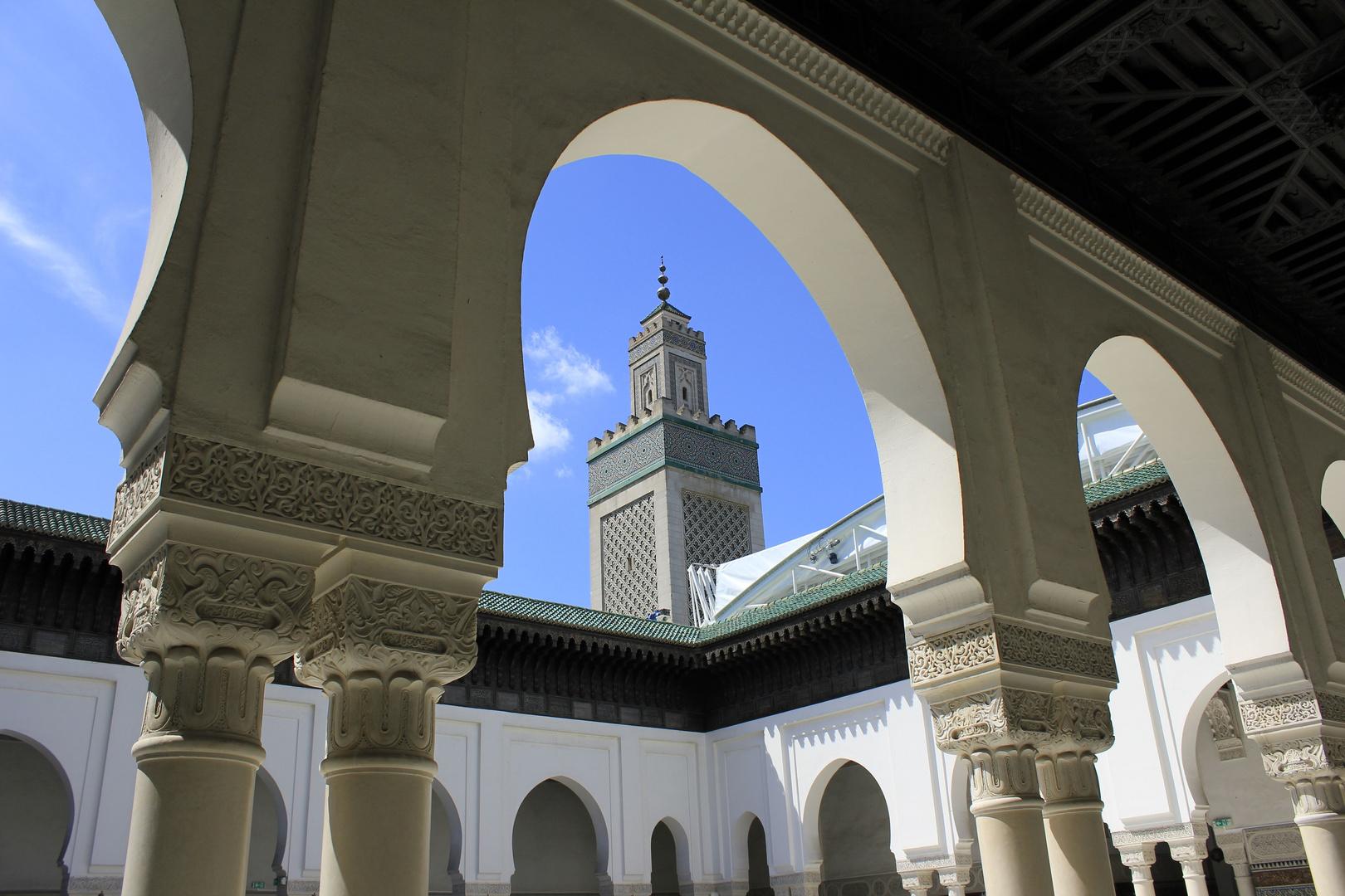Große Moschee von Paris