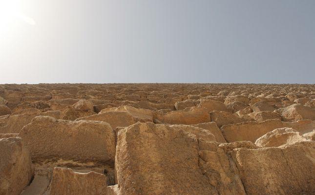Große Pyramide von Gizeh