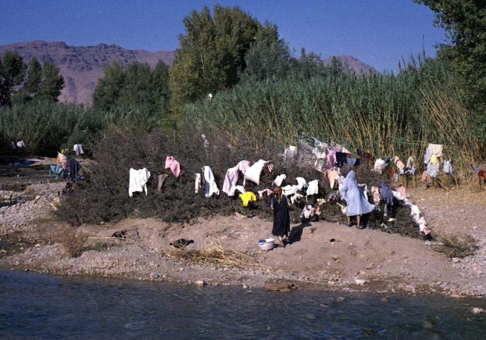 Grosse Wäsche 1980