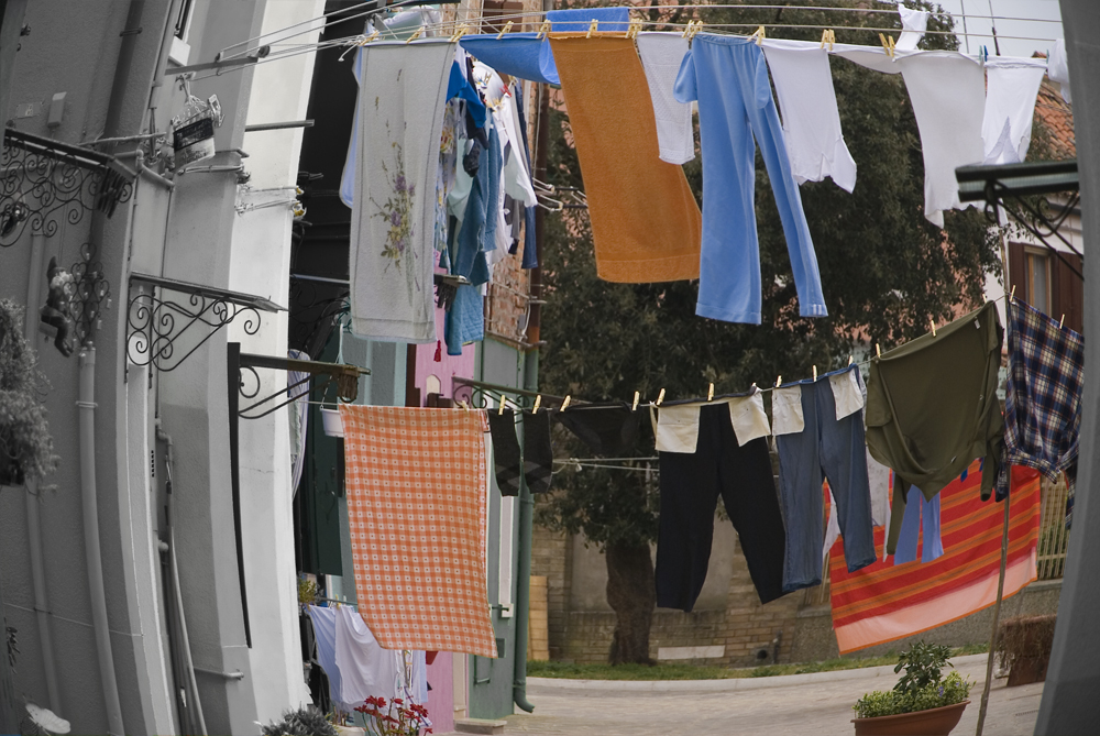 Große Wäsche III