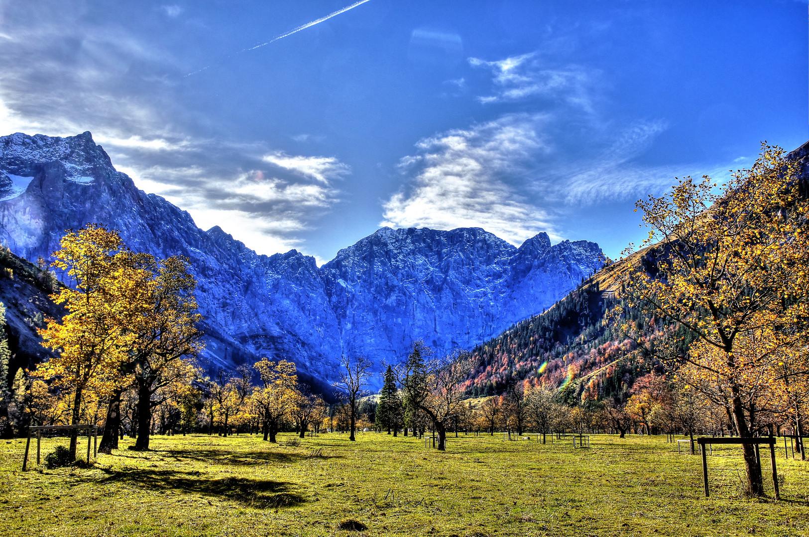Großer Ahornboden, Hinterriss Österreich, Tirol