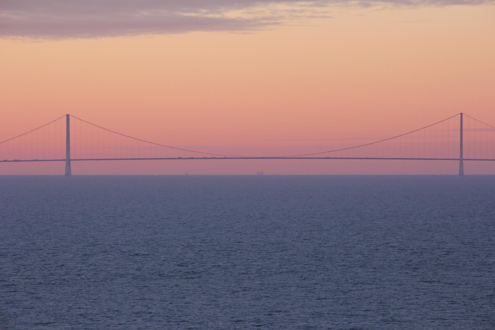Großer Belt - Brücke