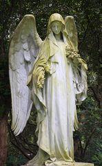 Großer Engel [mit Schlaf-Mohn]