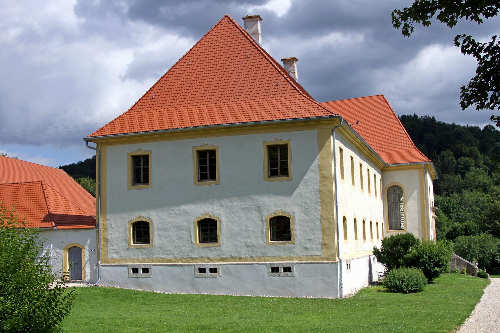 Großer Hof in Hayingen