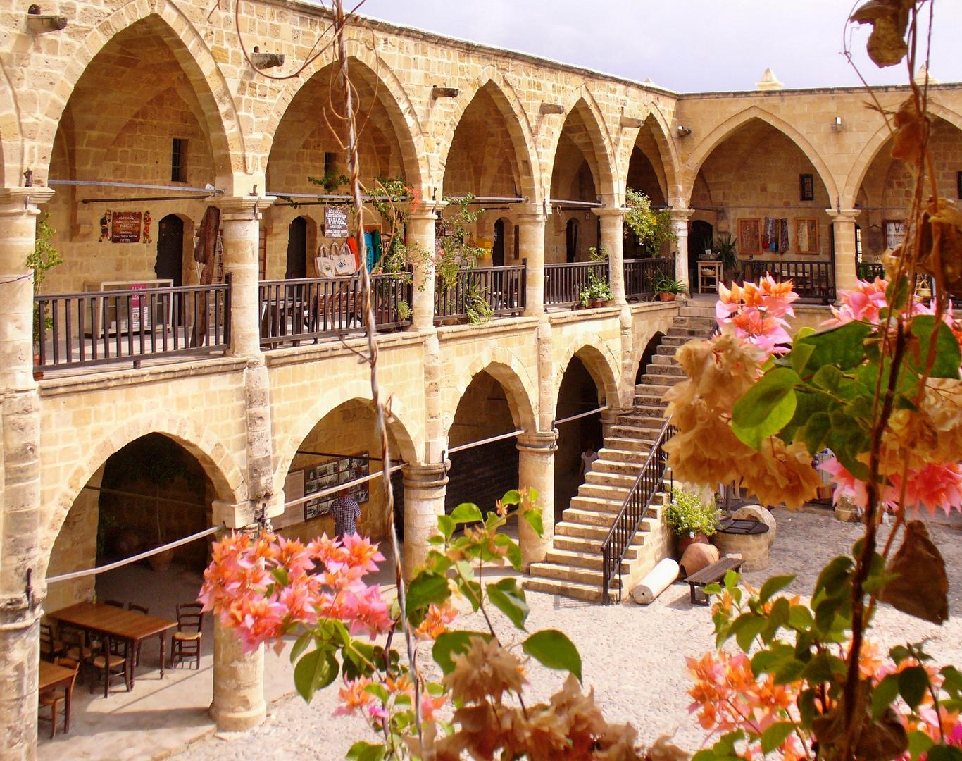 Großer Khan - Nikosia ( Lefkosia ), Zypern